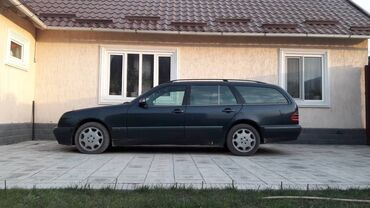 Mercedes-Benz в Кыргызстан: Mercedes-Benz E-класс AMG 2.2 л. 2003 | 450000 км