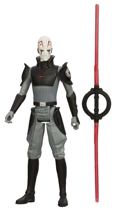 Star Wars Rebels The Inquisitor  Visina 10 cm  Novo i neot