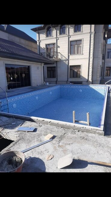Дом и сад - Новкхани: Hovuzlar baseynler