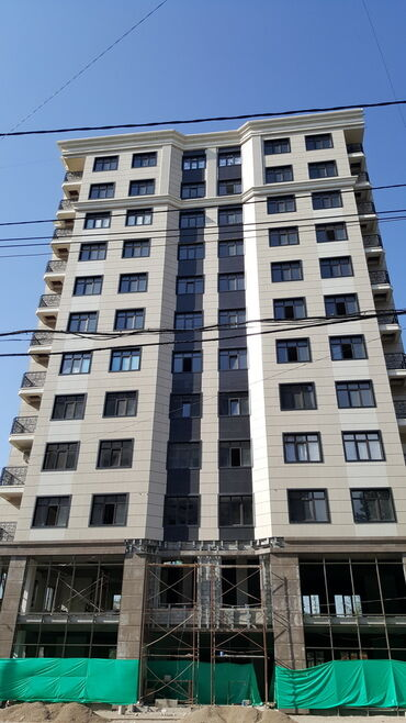 юг 2 бишкек в Кыргызстан: Продается квартира: 3 комнаты, 128 кв. м