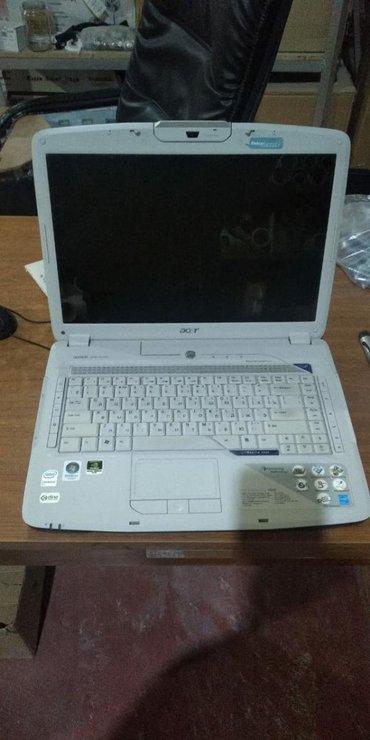 Elektronika Gəncəda: Acer Aspire 5920g. Videokart xarab olub. Qalan bütün hissələr tamamilə