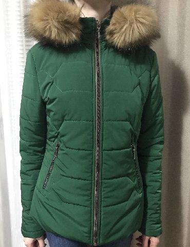 Jakna sa prirodnim krznom - Srbija: Nova zimska jakna sa prirodnim krznom. Velicina M