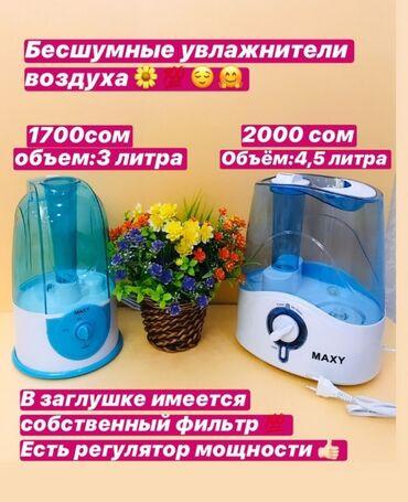 Воздухоочистители в Кыргызстан: Воздухоочистители