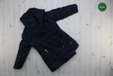 Верхняя одежда - Синий - Киев: Дитяча куртка Silvian Heach kids, вік 4 р.    Довжина: 57 см Рукав: 39