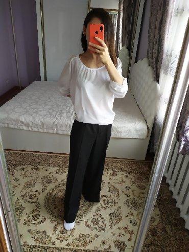 женские-брюки-черные в Кыргызстан: Брюки классика женские 48 размера. Цена 400 сом