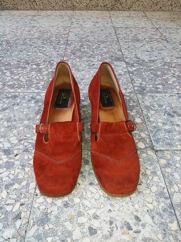 Zenske kape obim cm - Srbija: Planika zenske cipele gaziste 25 cm