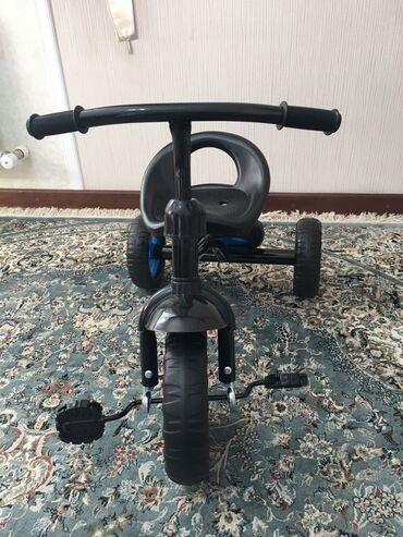 детский трехколесный в Кыргызстан: Продаю трехколесный велик. Почти новый. Катались пару раз