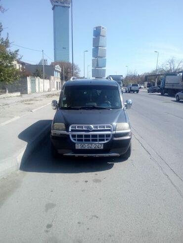 Fiat - Azərbaycan: Fiat Doblo 1.9 l. 2003 | 317284 km