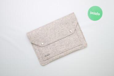 Сумка для ноутбука DAKH for MacBook Pro 15    Колір: сірий Довжина: 34