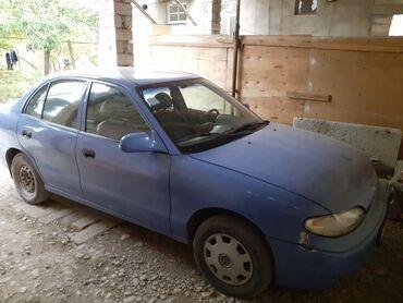 Hyundai Accent 1.5 l. 1995 | 2832002 km