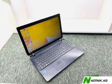 Ноутбук Toshibo-модель--процессор-intel celeron-оперативная