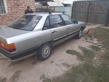 Audi в Лебединовка: Audi 100 2 л. 1987