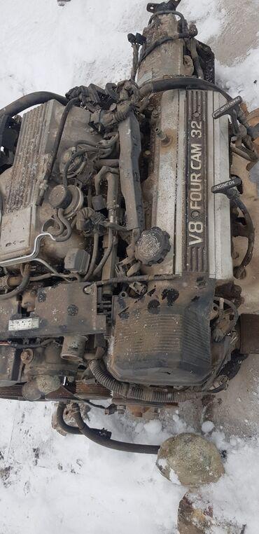 Продаю двигатель 1uf-fe с коробкой автомат v=4куб, 8
