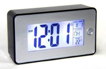 электронные термометры в Кыргызстан: ЭЛЕКТРОННЫЕ ЧАСЫ ATIMA AT-605TRЧасы электронные AT-605TR говорящие с