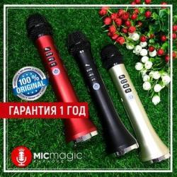 Микрофоны в Кыргызстан: Скидка на лучший караоке микрофон Micmagic L600!Цена со скидкой всего
