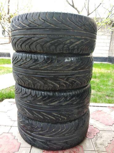 Срочно Продаю летние Корейские шины в отличном состоянии.Протектор