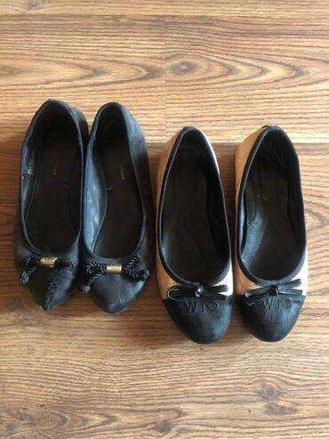 Tommy Hilfiger ve Wagoon Paris markalı ayaqqabılar