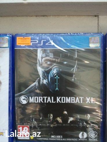Mortal combat xl в Баку