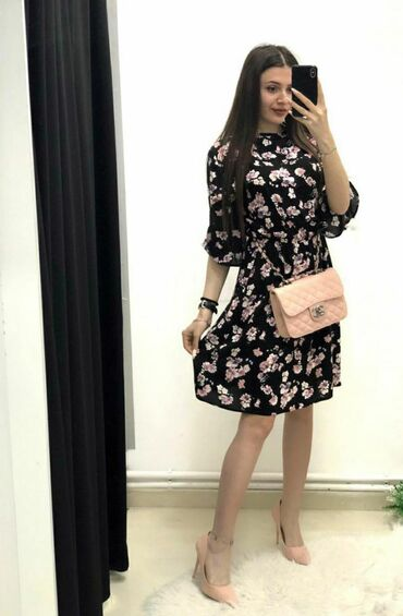 Dress Kokteyl 0101 Brand XL