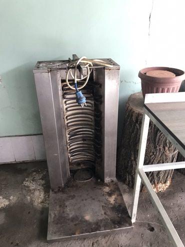 Электрический апарат для гамбургера 9 киловат м в Бишкек