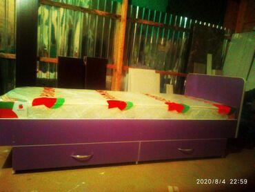 кровать трансформер детская купить в Кыргызстан: Кровать заказга да жасалат кровать шифонер кухня шкаф купе камод ж.б