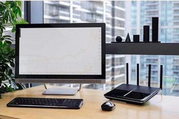 Bakı şəhərində WiFi modemlərin qoşulması parolların dəyişdirilməsi
