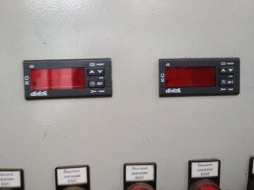 профессиональная сборка щитов управления, для промышленных холодильных в Бишкек