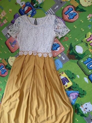 платье из кружева в пол в Кыргызстан: Платье Вечернее Ajiotaje M