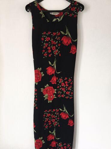 Haljine | Bor: Nova letnja haljina, ima vezivanje oko struka, M vel