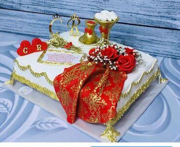 saray heyet ev - Azərbaycan: Nisan tortlari ev tortlari