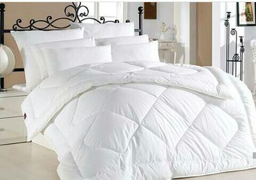 Готовьтесь к зиме!  Шикарное, тёплое и лёгкое зимнее одеяло фирмы EKO