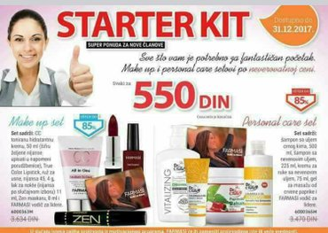 Farmasi -prirodna kozmetika - Novi Sad - slika 2