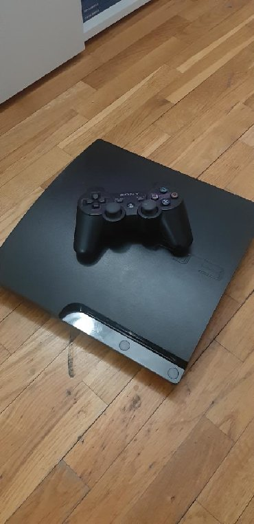 PS3 500GB - CIPOVAN - PTEKO 50 NAJNOVIJIH IGRICA !!!ProdajemPS3od