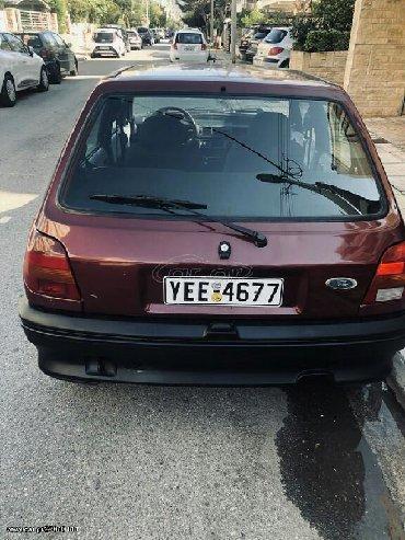 Ford Fiesta 1.4 l. 1993 | 132000 km