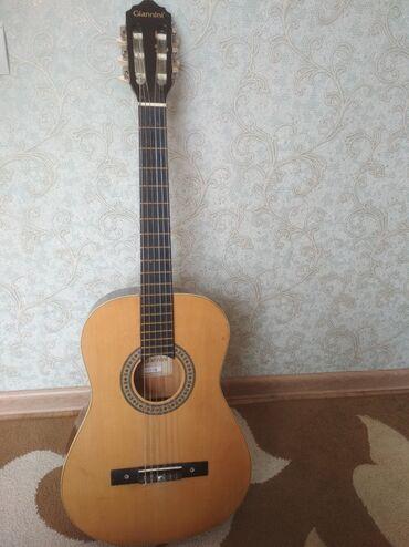 Гитары в Лебединовка: Продается классическая гитара струны нейлоновые мягкие,гриф ровный