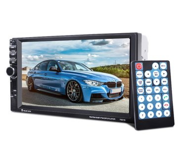 Multimedia sa navigacijom usb, tf, fm touch screen novo - Beograd