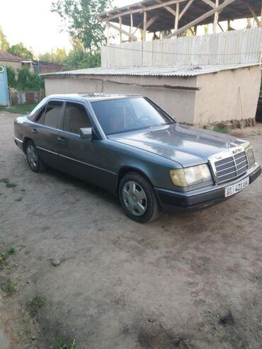 Транспорт - Каракол: Mercedes-Benz 230 2.3 л. 1990