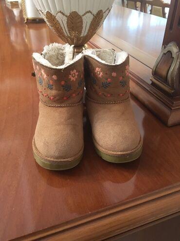 детская обувь первые шаги в Азербайджан: Zaradan alinib az geyinilib
