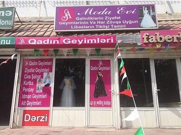 Bakı şəhərində Tekstil və prakat