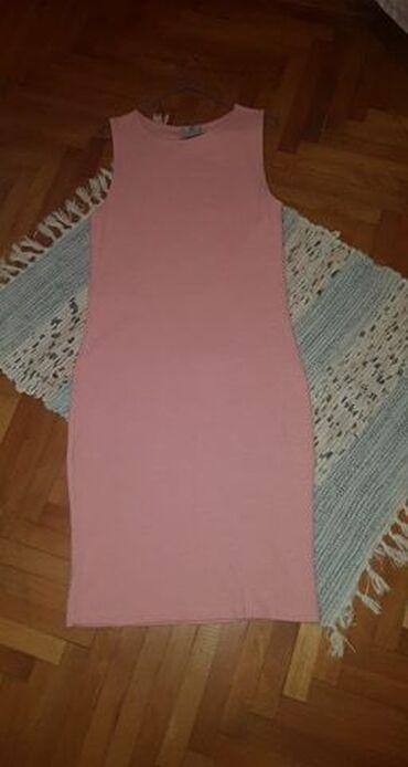 Haljine | Smederevska Palanka: Zara Midi roze haljina Velicina M   Svaki dogovor moguc. :)  Poklon za