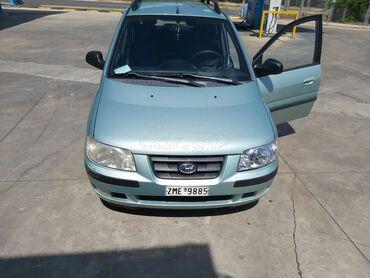 Hyundai Matrix 1.6 l. 2002 | 12500 km