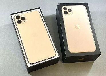 sim karta dlja iphone 5 в Кыргызстан: Б/У IPhone 11 Pro 64 ГБ Золотой