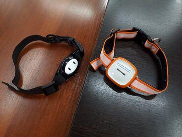 GPS трекер ошейник для животных.Не потеряй своего другаНе боится воды