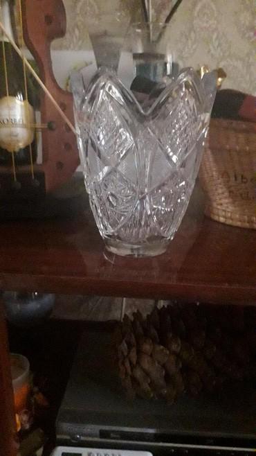 термостат ваз в Азербайджан: Хрустальная ваза