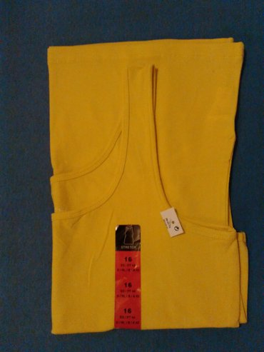 Zenska majica,zuta,marka Atmosphere,velicina 42,vrhunski - Nis