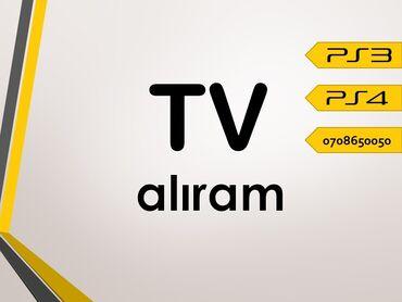 """televizor 109 cm - Azərbaycan: Televizor və PlayStation 3 alıram. Televizor 39""""-43"""" 102-109 ekran, L"""