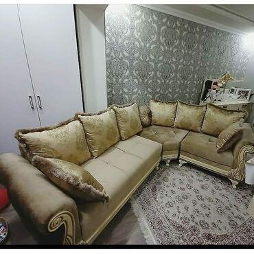 ikimərtəbəli künc çarpayıları - Azərbaycan: Sultan kunc divan satilir 570 azn. 1 il evvel Belleza mebelden alinib
