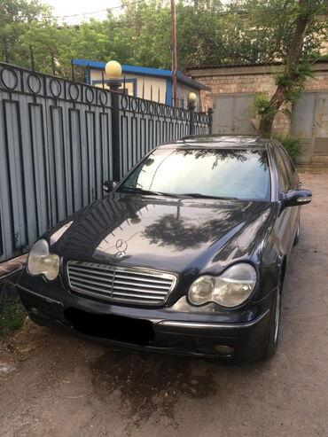 Mercedes-Benz в Кыргызстан: Mercedes-Benz C 240 2.6 л. 2000