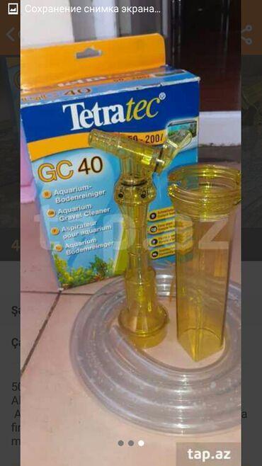 Tetra Gc 40 Almaniyanın yüksək kefiyətli uzum ömürlü 50-200 litirlik