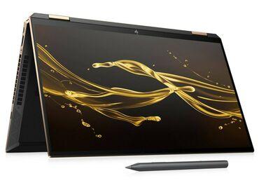 """HP Spectre x360 13.3"""" 2 in 1 Laptop -Black, i7, 512GB SSD, 8GB RAM"""